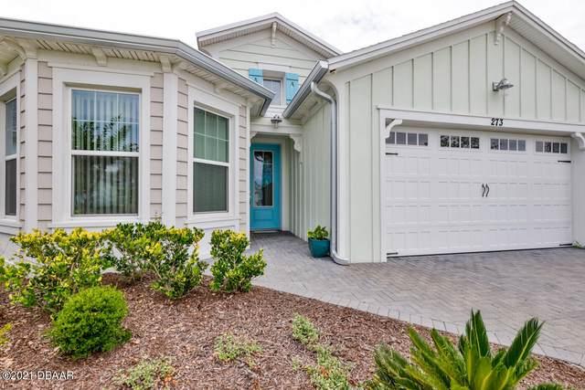 273 Island Breeze Avenue, Daytona Beach, FL 32124 (MLS #1085369) :: Florida Life Real Estate Group
