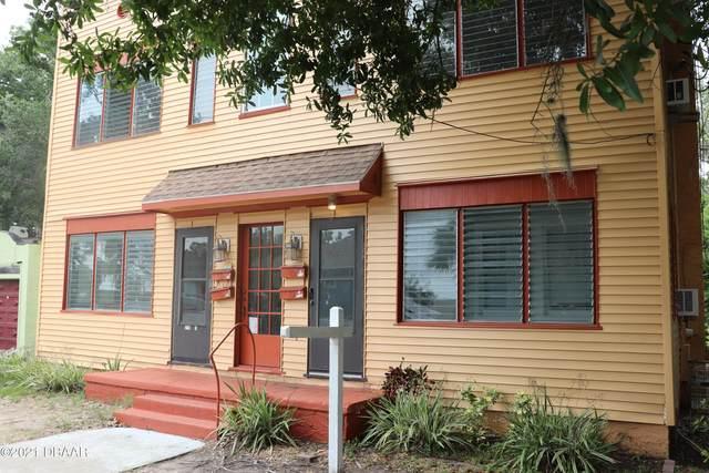 212 Fremont Avenue, Daytona Beach, FL 32114 (MLS #1085388) :: NextHome At The Beach II