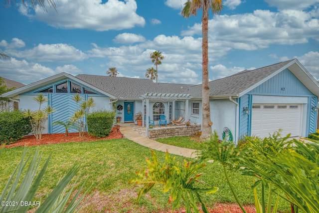 47 Tina Maria Circle, Ponce Inlet, FL 32127 (MLS #1085389) :: Wolves Realty