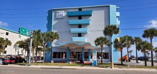 313 S Atlantic Avenue #408, Daytona Beach, FL 32118 (MLS #1085398) :: Momentum Realty