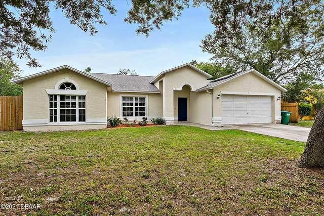 1055 Abagail Drive, Deltona, FL 32725 (MLS #1085449) :: NextHome At The Beach II