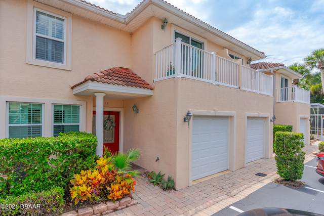 50 Palm Harbor Parkway #38, Palm Coast, FL 32137 (MLS #1085457) :: NextHome At The Beach II