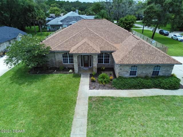 33 Lake Vista Way, Ormond Beach, FL 32174 (MLS #1085470) :: Cook Group Luxury Real Estate