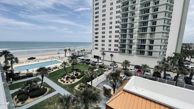 2043 S Atlantic Avenue #505, Daytona Beach Shores, FL 32118 (MLS #1085483) :: Wolves Realty