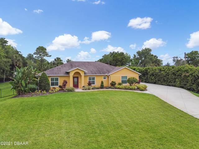 2520 Cone Lake Drive, New Smyrna Beach, FL 32168 (MLS #1085506) :: Momentum Realty