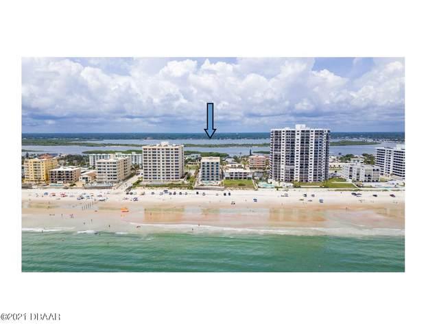 3797 S Atlantic Avenue #601, Daytona Beach Shores, FL 32118 (MLS #1085514) :: NextHome At The Beach