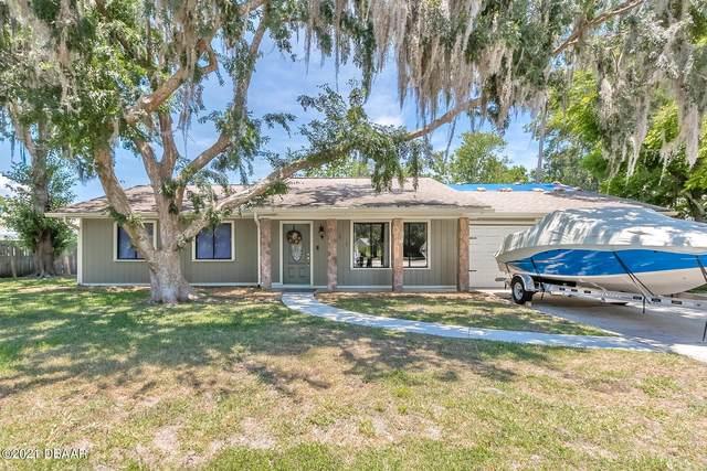 911 Tree Garden Drive, Port Orange, FL 32127 (MLS #1085543) :: Cook Group Luxury Real Estate