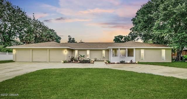 33 Sandcastle Drive, Ormond Beach, FL 32176 (MLS #1085579) :: Cook Group Luxury Real Estate