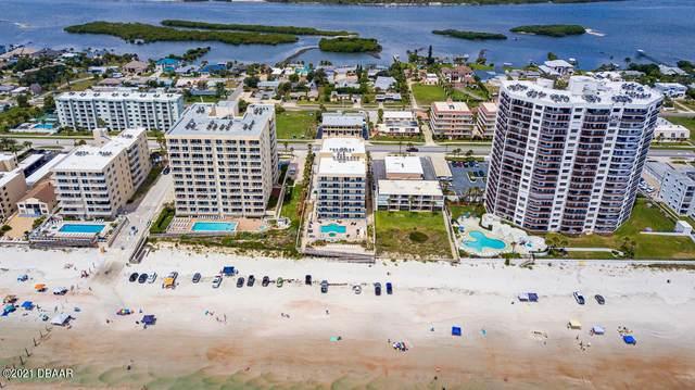 3797 S Atlantic Avenue #304, Daytona Beach Shores, FL 32118 (MLS #1085590) :: NextHome At The Beach
