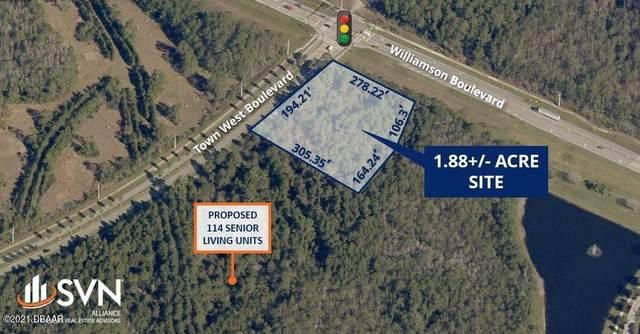 0 Williamson & Town West Blvd, Port Orange, FL 32128 (MLS #1085625) :: Memory Hopkins Real Estate