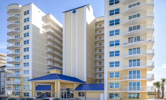 3721 S Atlantic Avenue #202, Daytona Beach Shores, FL 32118 (MLS #1085640) :: NextHome At The Beach