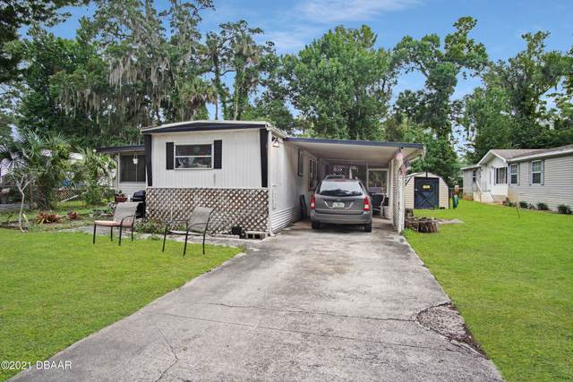 1056 S Green Acres Circle, South Daytona, FL 32119 (MLS #1085654) :: NextHome At The Beach II