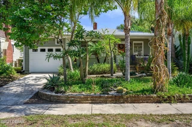 319 Braddock Avenue, Daytona Beach, FL 32118 (MLS #1085692) :: Cook Group Luxury Real Estate