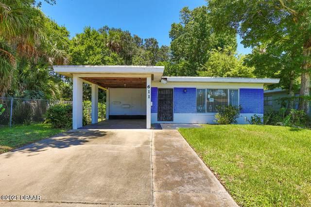 611 Hudson Street, Daytona Beach, FL 32114 (MLS #1085710) :: Memory Hopkins Real Estate