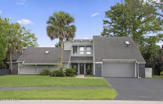 100 Mallard Lane, Daytona Beach, FL 32119 (MLS #1085756) :: NextHome At The Beach II