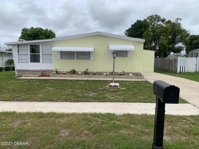 708 La Grange Avenue, Port Orange, FL 32129 (MLS #1085759) :: Florida Life Real Estate Group