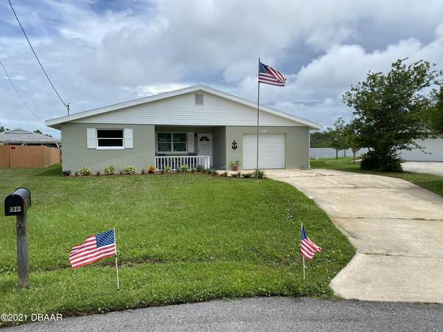411 Acacia Circle, Port Orange, FL 32127 (MLS #1085762) :: Cook Group Luxury Real Estate
