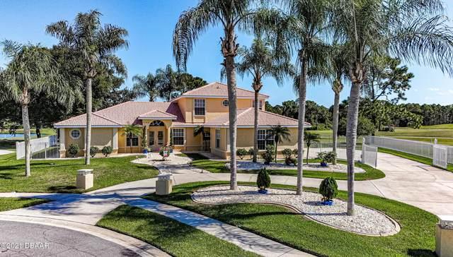 1148 Key Largo Circle, Port Orange, FL 32128 (MLS #1085775) :: Cook Group Luxury Real Estate
