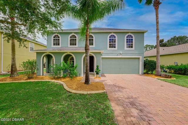 3828 Sunset Cove Drive, Port Orange, FL 32129 (MLS #1085788) :: NextHome At The Beach II