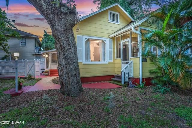 611 Seaman Place, Daytona Beach, FL 32114 (MLS #1085842) :: NextHome At The Beach II