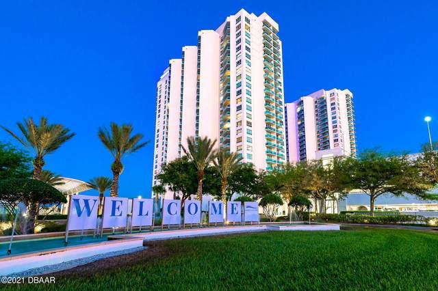 231 Riverside Drive 1509-1, Holly Hill, FL 32117 (MLS #1085845) :: NextHome At The Beach II