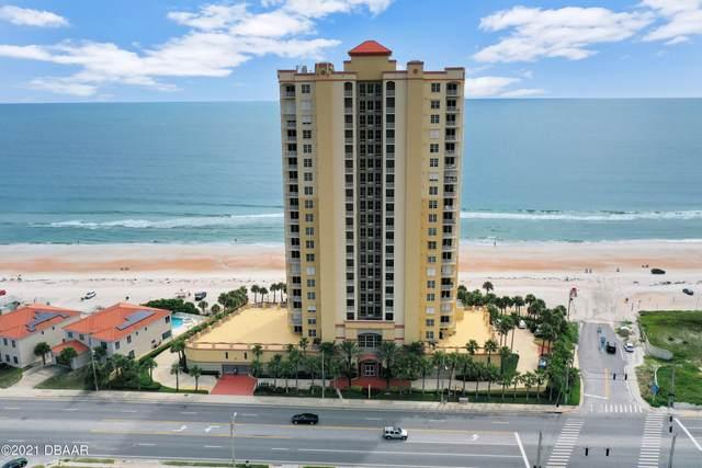 2300 N Atlantic Avenue #203, Daytona Beach, FL 32118 (MLS #1085894) :: Cook Group Luxury Real Estate