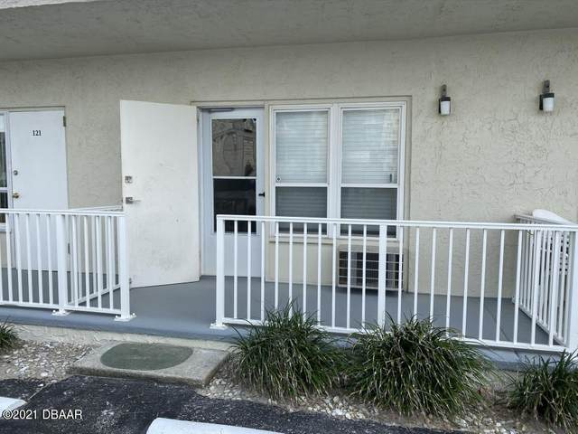 3727 S Atlantic Avenue #1220, Daytona Beach Shores, FL 32118 (MLS #1085902) :: NextHome At The Beach