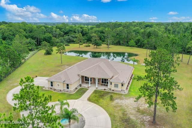 2595 Echo Farms Drive, Port Orange, FL 32128 (MLS #1085940) :: Cook Group Luxury Real Estate