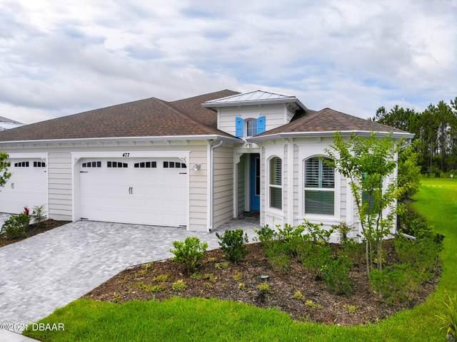 477 Lost Shaker Way, Daytona Beach, FL 32124 (MLS #1085961) :: Cook Group Luxury Real Estate