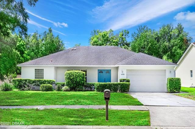 1050 Azalea Pointe Drive, Port Orange, FL 32129 (MLS #1085981) :: Momentum Realty