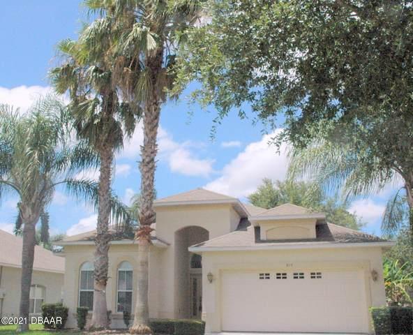 815 Wingate Trail, Port Orange, FL 32128 (MLS #1086001) :: Cook Group Luxury Real Estate