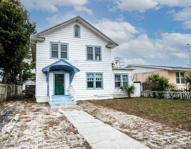 415 Braddock Avenue, Daytona Beach, FL 32118 (MLS #1086016) :: Memory Hopkins Real Estate