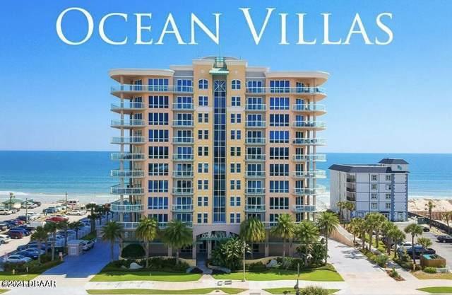 3703 S Atlantic Avenue #603, Daytona Beach Shores, FL 32118 (MLS #1086029) :: Cook Group Luxury Real Estate
