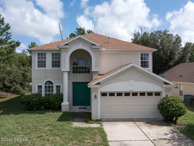 3037 Wild Pepper Avenue, Deltona, FL 32725 (MLS #1086078) :: NextHome At The Beach II