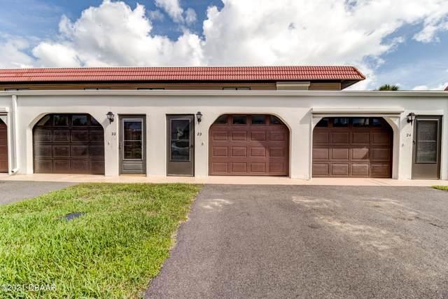 23 N Ocean Palm Villa #23, Flagler Beach, FL 32136 (MLS #1086081) :: NextHome At The Beach II