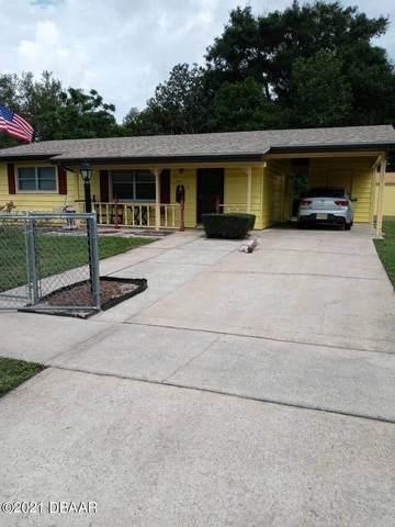 2462 Evergreen Avenue, Deltona, FL 32738 (MLS #1086085) :: Cook Group Luxury Real Estate