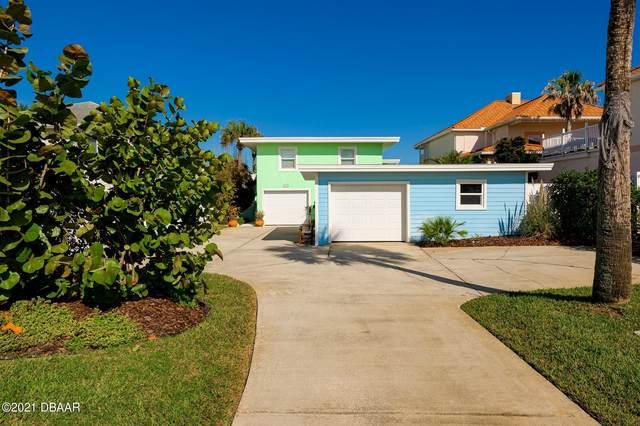 2719 S Atlantic Avenue, Daytona Beach Shores, FL 32118 (MLS #1086088) :: Florida Life Real Estate Group