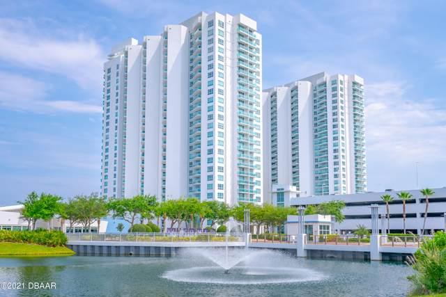 231 Riverside Drive #1204, Holly Hill, FL 32117 (MLS #1086130) :: NextHome At The Beach II