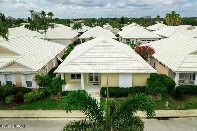 156 Key Colony Court, Daytona Beach Shores, FL 32118 (MLS #1086134) :: NextHome At The Beach II