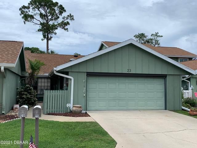 23 Andrea Drive, New Smyrna Beach, FL 32168 (MLS #1086145) :: Momentum Realty