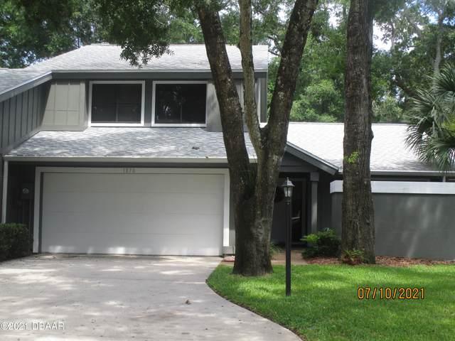 1870 Silver Fern Drive #86, Port Orange, FL 32128 (MLS #1086155) :: Cook Group Luxury Real Estate