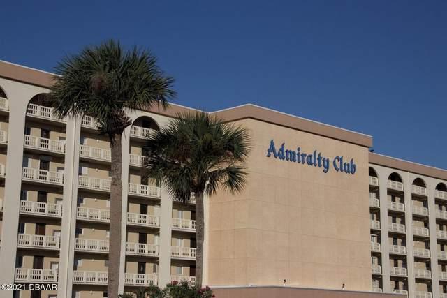 3606 S Peninsula Drive #505, Port Orange, FL 32127 (MLS #1086164) :: Cook Group Luxury Real Estate