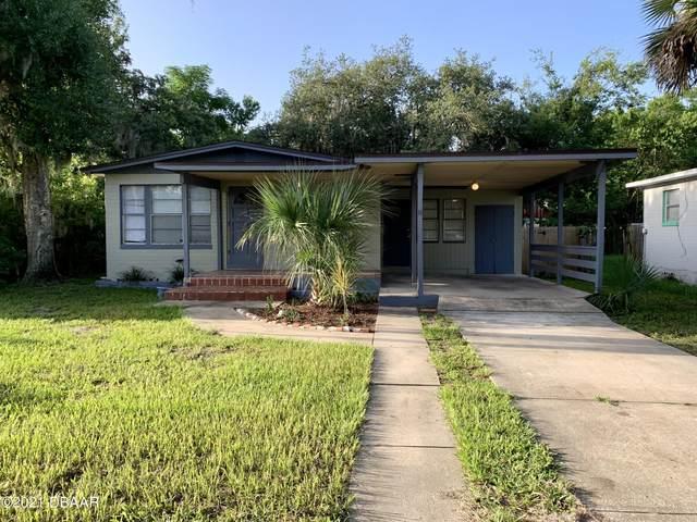 1161 Hillcrest Drive, Daytona Beach, FL 32114 (MLS #1086166) :: Cook Group Luxury Real Estate