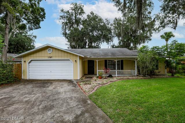 1707 Travelers Palm Drive, Edgewater, FL 32132 (MLS #1086179) :: Cook Group Luxury Real Estate