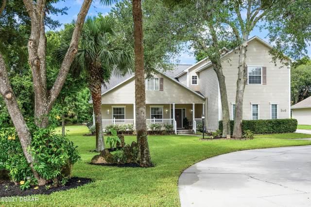 32 Lakebluff Drive, Ormond Beach, FL 32174 (MLS #1086191) :: NextHome At The Beach II
