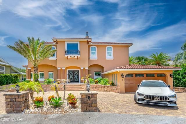 8 Sunset Terrace, Daytona Beach, FL 32118 (MLS #1086206) :: Memory Hopkins Real Estate