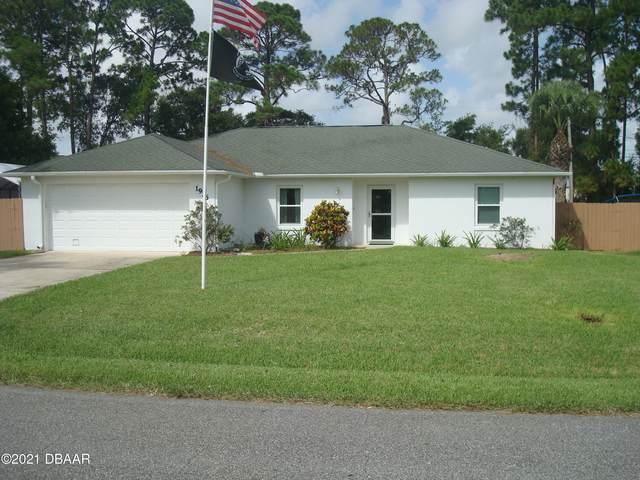 1936 Fern Palm Drive, Edgewater, FL 32141 (MLS #1086227) :: NextHome At The Beach II