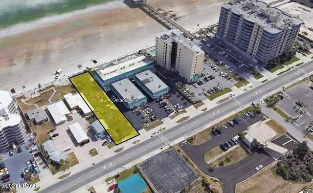 3637 S Atlantic Avenue, Daytona Beach Shores, FL 32118 (MLS #1086248) :: Cook Group Luxury Real Estate