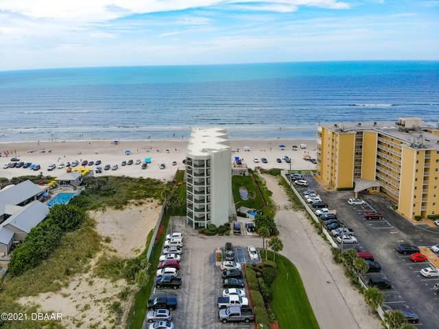 3405 S Atlantic Avenue #201, New Smyrna Beach, FL 32169 (MLS #1086255) :: Florida Life Real Estate Group