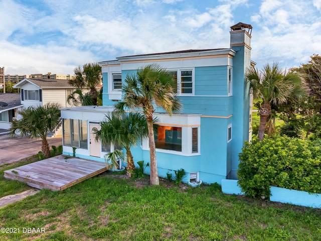 2822 S Atlantic Avenue, Daytona Beach, FL 32118 (MLS #1086259) :: Memory Hopkins Real Estate
